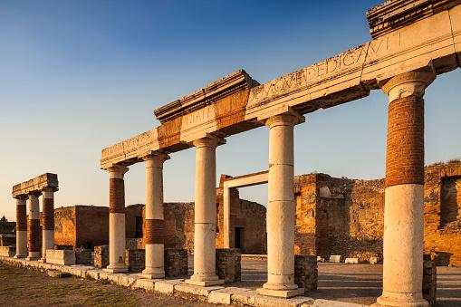 Archaeology「Pompeii archaeological site」:スマホ壁紙(11)