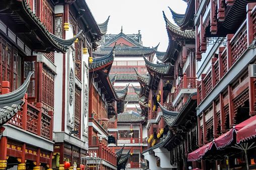 Shanghai「Shanghai Yu Yuan Garden」:スマホ壁紙(18)