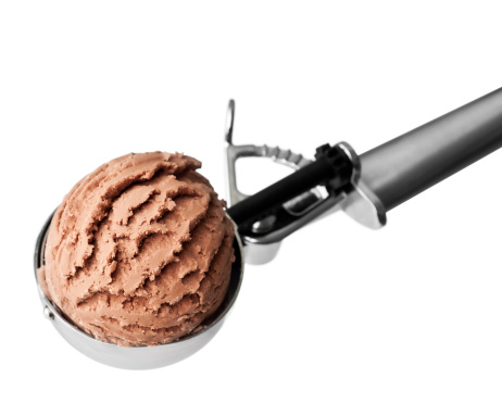 Serving Scoop「Chocolate Ice Cream」:スマホ壁紙(13)