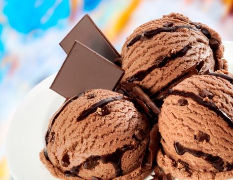 Chocolate Ice Cream「Chocolate ice cream」:スマホ壁紙(16)