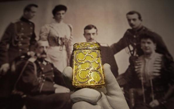 Ornate「Romanov Heirlooms At Auction In London」:写真・画像(17)[壁紙.com]
