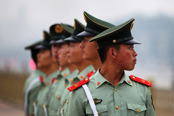 Military「China Prepares Military Parade For National Day」:写真・画像(17)[壁紙.com]