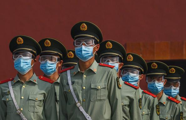 Horizontal「China Slowly Recovers From Coronavirus Outbreak」:写真・画像(14)[壁紙.com]