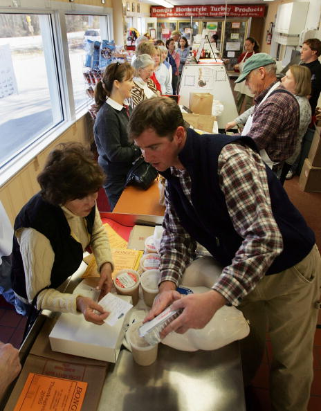 Andy Phillips「Turkey Farms Prepare For Thanksgiving」:写真・画像(7)[壁紙.com]