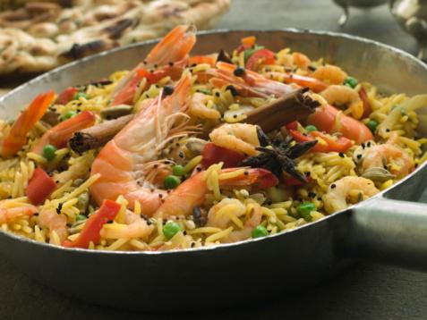 Basmati Rice「Prawn and Vegetable Biryani」:スマホ壁紙(13)