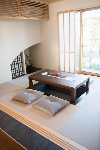Japanese modern Japanese style room:スマホ壁紙(壁紙.com)