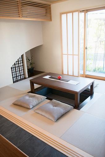 Tatami Mat「Japanese modern Japanese style room」:スマホ壁紙(13)