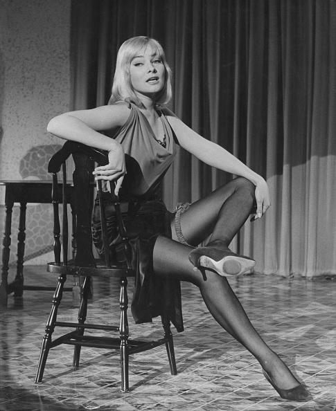 Stockings「May Britt」:写真・画像(12)[壁紙.com]