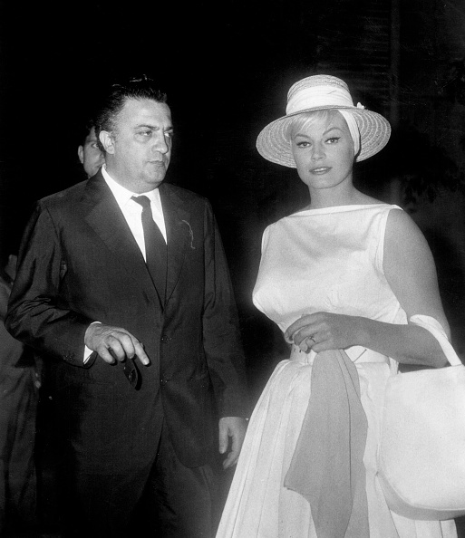 Anita Ekberg「Ekberg And Fellini」:写真・画像(13)[壁紙.com]