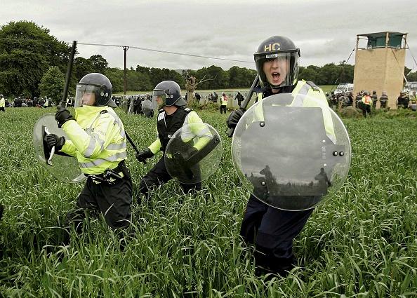 G8「Disturbances Continue To Erupt Around Gleneagles G8 Summit」:写真・画像(15)[壁紙.com]
