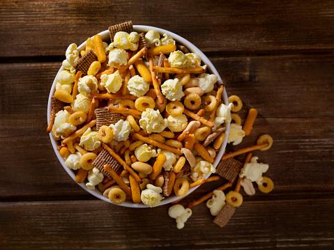 Crunchy「Popcorn Snack Mix」:スマホ壁紙(3)