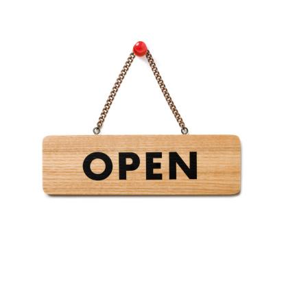 Chain - Object「open sign」:スマホ壁紙(4)