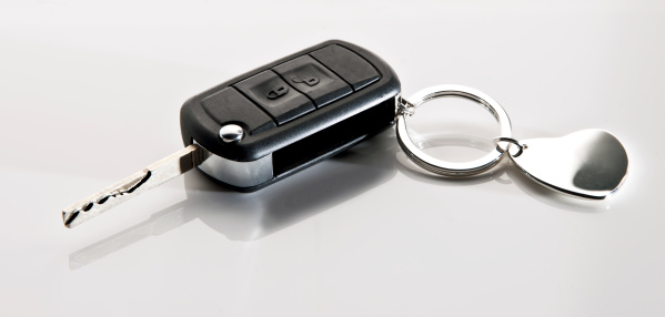 Push Button「car key」:スマホ壁紙(1)