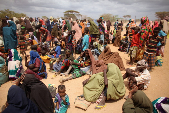 Waiting「Displaced People At Dadaab Refugee Camp As Severe Drought Continues To Ravage East Africa」:写真・画像(15)[壁紙.com]