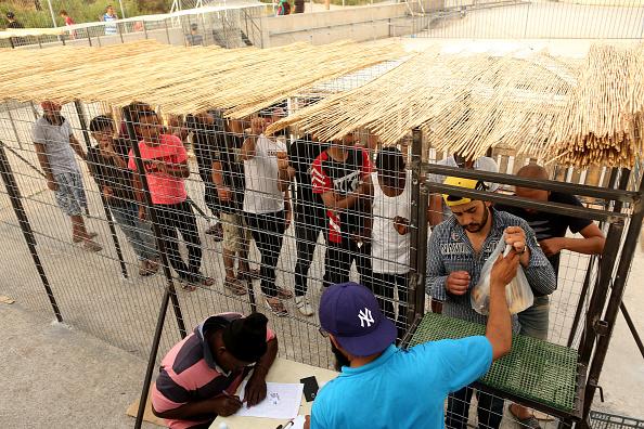 Lesbos「Refugees Remain Stranded On Lesbos」:写真・画像(5)[壁紙.com]
