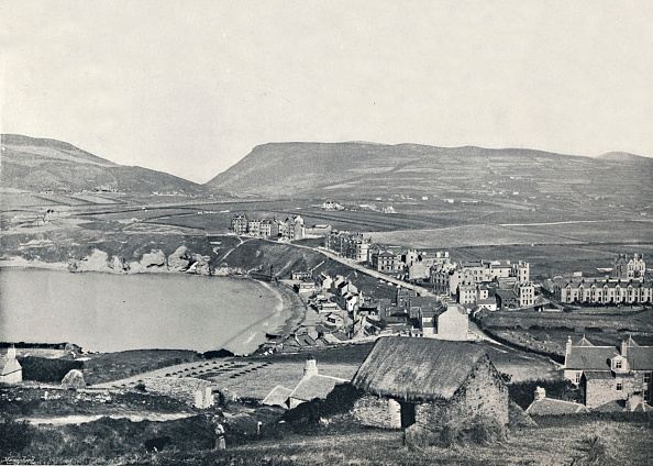 Water's Edge「Port Erin - Panoramic View Of The Town And Its Vicinity」:写真・画像(11)[壁紙.com]