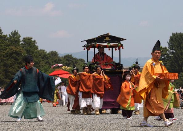 葵祭「Aoi Festival Takes Place In Kyoto」:写真・画像(18)[壁紙.com]