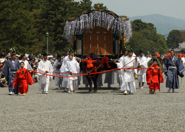 葵祭「Aoi Festival Takes Place In Kyoto」:写真・画像(15)[壁紙.com]