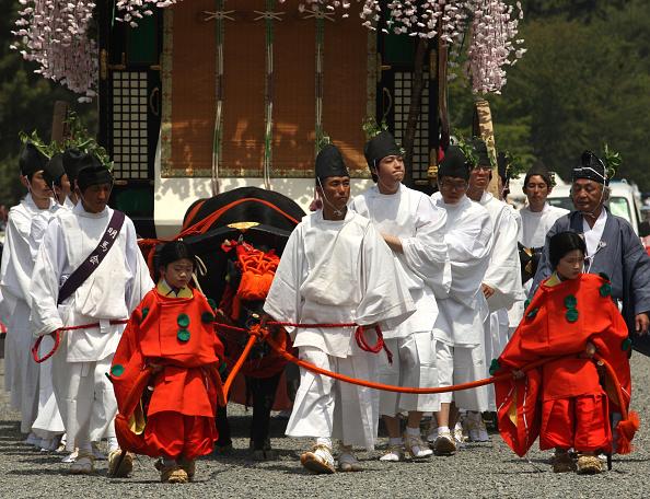 葵祭「Aoi Festival Takes Place In Kyoto」:写真・画像(19)[壁紙.com]