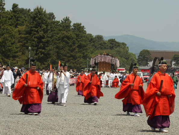 葵祭「Aoi Festival Takes Place In Kyoto」:写真・画像(14)[壁紙.com]