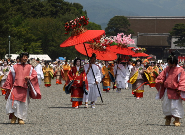 葵祭「Aoi Festival Takes Place In Kyoto」:写真・画像(16)[壁紙.com]