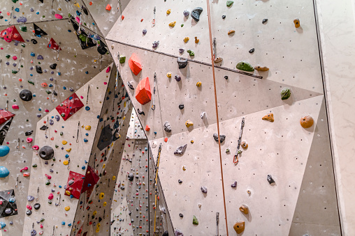 Rock Climbing「Climbing wall indoor」:スマホ壁紙(8)