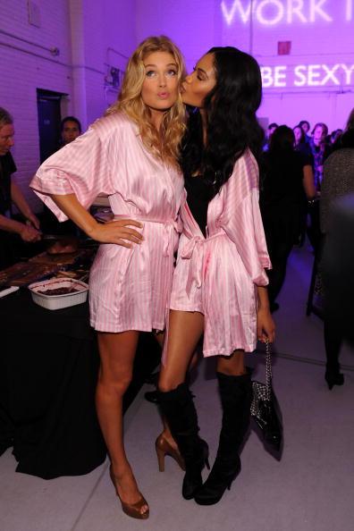 Victoria's Secret Fashion Show「Victoria�s Secret Fashion Show - Backstage」:写真・画像(11)[壁紙.com]