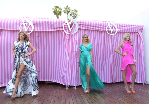 エリン・ヘザートン「Victoria's Secret Summer 2012 What Is Sexy? Launch With Doutzen Kroes, Erin Heatherton And Lindsay Ellingson」:写真・画像(0)[壁紙.com]