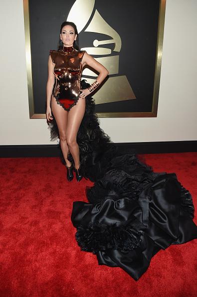 57th Grammy Awards「The 57th Annual GRAMMY Awards - Red Carpet」:写真・画像(1)[壁紙.com]