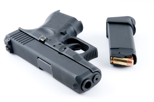 Handgun「Large Caliber Handgun」:スマホ壁紙(14)
