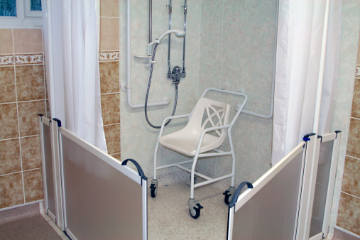 Community Outreach「shower for the disabled」:スマホ壁紙(12)
