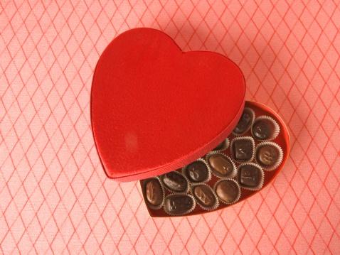 チョコレート「Box of chocolates」:スマホ壁紙(9)