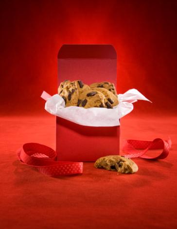 Red Velvet Flavor「Box of chocolate chip cookies」:スマホ壁紙(14)