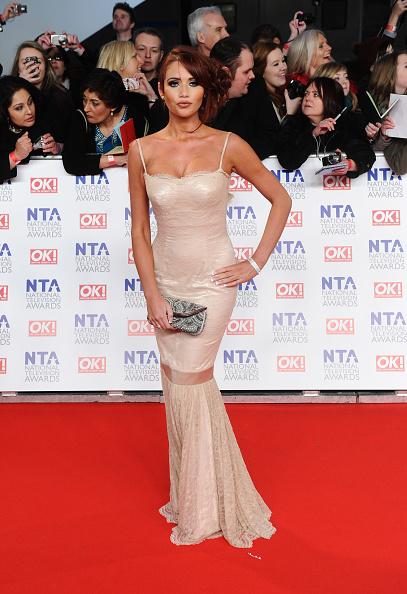 Mermaid Dress「National Television Awards 2012 - Arrivals」:写真・画像(6)[壁紙.com]