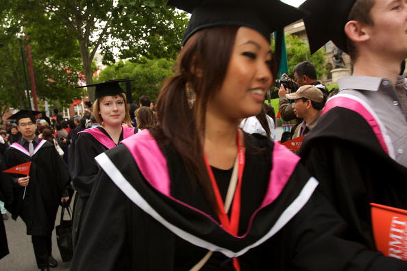 オーストラリア「RMIT Graduates Celebrate In Melbourne」:写真・画像(6)[壁紙.com]