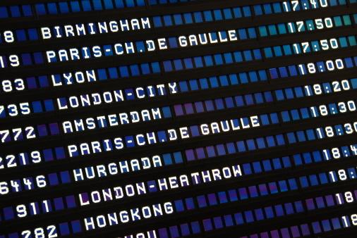 Arrival Departure Board「Departure information board」:スマホ壁紙(15)