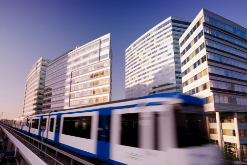 Amsterdam「Amsterdam business district」:スマホ壁紙(19)