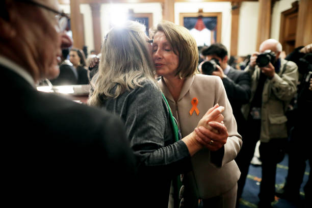 House Speaker Pelosi Introduces Bill To Expand Background Checks For Gun Sales:ニュース(壁紙.com)