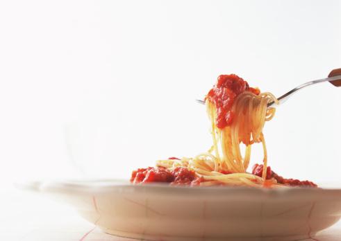 Fork「Spaghetti Pomodoro」:スマホ壁紙(13)