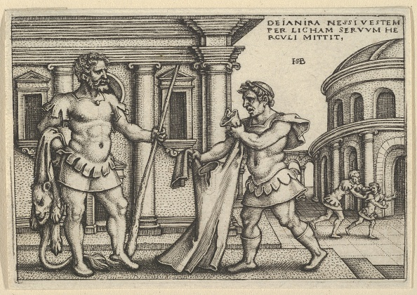 Animal Body Part「Lichas Bringing The Garment Of Nessus To Hercules」:写真・画像(11)[壁紙.com]