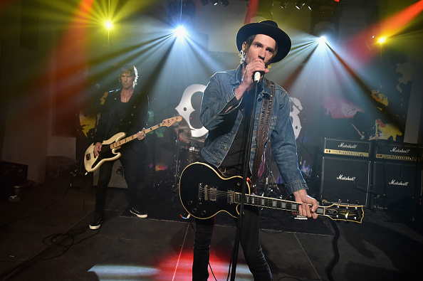 Theo Wargo「CBGB Music & Film Festival 2014 - HQ Kickoff With Keynote Speaker Billy Idol」:写真・画像(7)[壁紙.com]