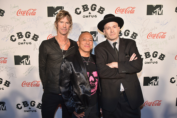 Theo Wargo「CBGB Music & Film Festival 2014 - Michael Alago & Duff McKagan Film Talks」:写真・画像(9)[壁紙.com]