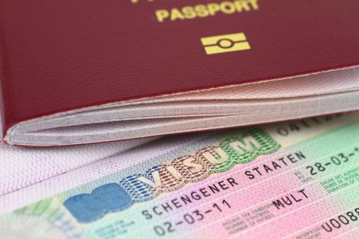 Switzerland「Schengen Visa and Passport」:スマホ壁紙(13)