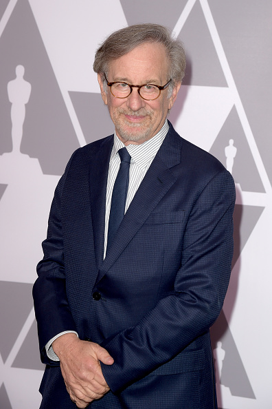 Steven Spielberg「90th Annual Academy Awards Nominee Luncheon - Arrivals」:写真・画像(6)[壁紙.com]