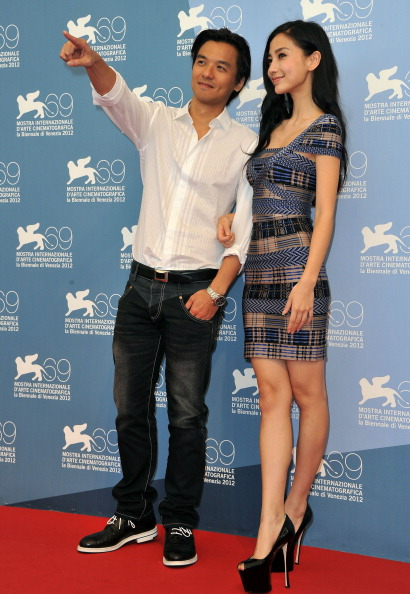 "Angelababy「""Tai Chi O"" Photocall - The 69th Venice Film Festival」:写真・画像(10)[壁紙.com]"