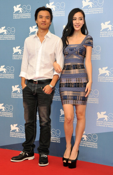 "Angelababy「""Tai Chi O"" Photocall - The 69th Venice Film Festival」:写真・画像(16)[壁紙.com]"