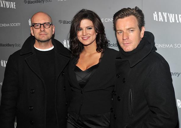 "Gina Carano「The Cinema Society & BlackBerry Bold Host A Screening Of ""Haywire"" - Arrivals」:写真・画像(6)[壁紙.com]"