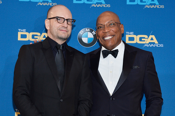 Steven Soderbergh「66th Annual Directors Guild Of America Awards - Press Room」:写真・画像(16)[壁紙.com]