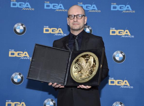 Steven Soderbergh「66th Annual Directors Guild Of America Awards - Press Room」:写真・画像(7)[壁紙.com]
