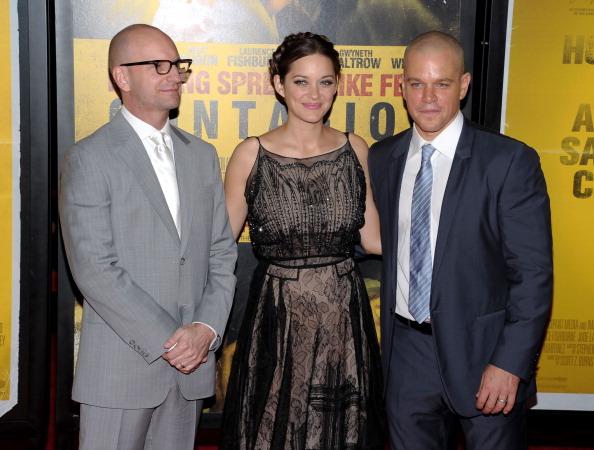 "Steven Soderbergh「""Contagion"" New York Premiere - Arrivals」:写真・画像(5)[壁紙.com]"